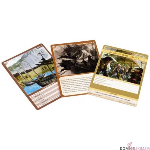 Pathfinder Карточная игра: Череп и Кандалы