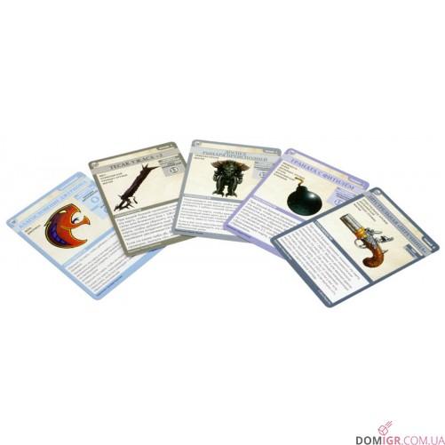 """Pathfinder Карточная игра: Череп и Кандалы. Колода приключений """"Из Глубин Преисподней"""""""