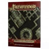 """Pathfinder: Настольная ролевая игра – Игровое поле """"Подземелье"""""""