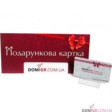 Подарочный сертификат - 1500
