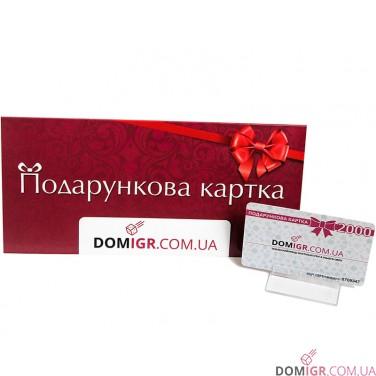Подарочный сертификат - 2000