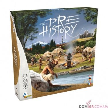Meeple War и Prehistory