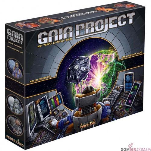 Проект «Гайя»