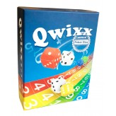 Qwixx + Poker Dice