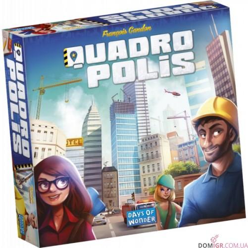 Quadropolis - Мэр 4x4