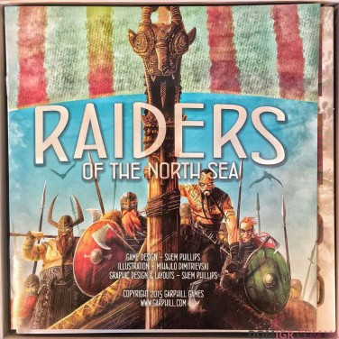 Raiders of the North Sea