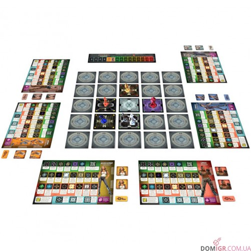 Room 25 Season 1 Square Box