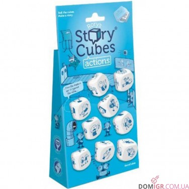 Rory's Story Cubes: Actions Hangtab