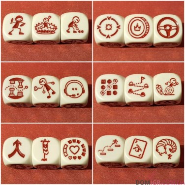 Rory's Story Cubes: Arcade