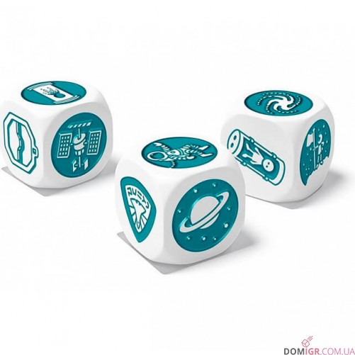 Rory's Story Cubes: Astro