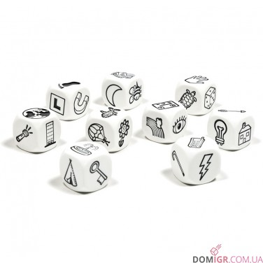 Rory's Story Cubes: Hangtab