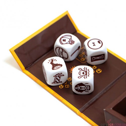 Rory's Story Cubes: Emergency