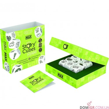 Rory's Story Cubes MAX: Voyages
