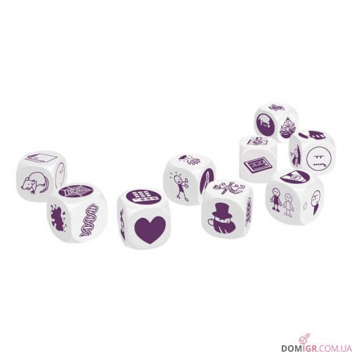 Rory's Story Cubes: Mystery