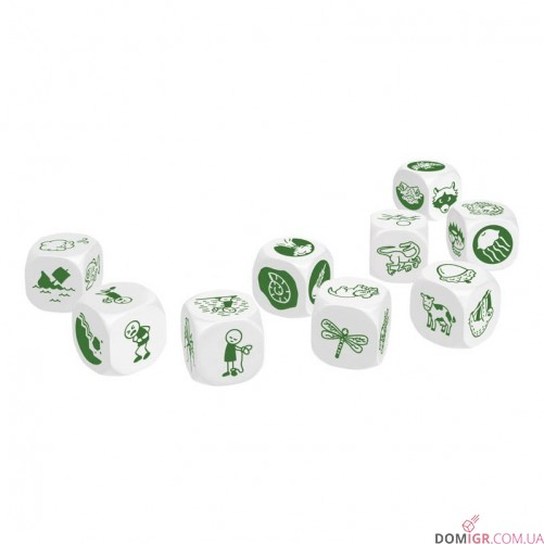 Rory's Story Cubes: Primal