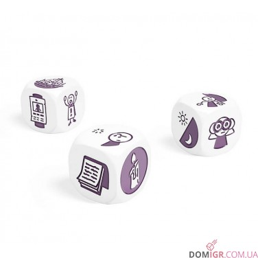 Rory's Story Cubes: Strange