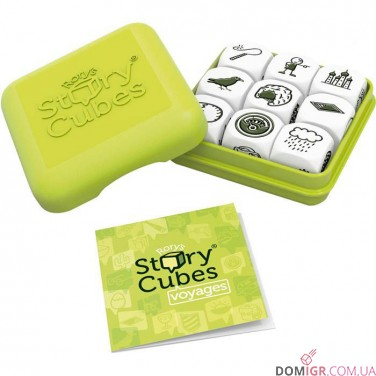 Rory's Story Cubes: Voyages Hangtab