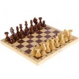 Шахматы гроссмейстерские с доской (430х215х60)