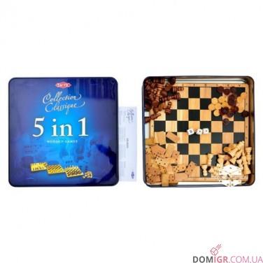 5 в 1 Classic Collection (Tactic)
