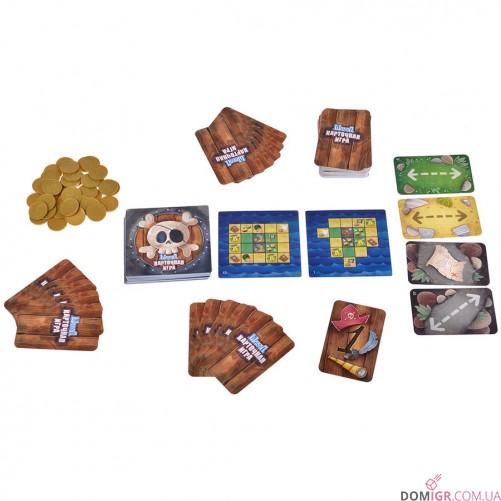 Шакал: Карточная игра