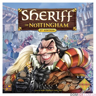 Sheriff of Nottingham: Second Edition