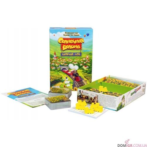 Солнечная долина: карточная игра