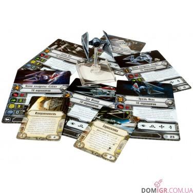 Star Wars X-Wing: Расширение TIE-перехватчик