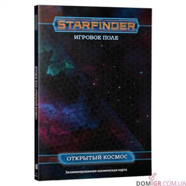 """Starfinder: Настольная ролевая игра – Игровое поле """"Открытый Космос"""""""