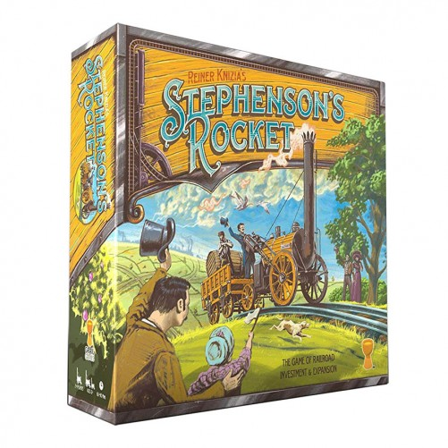 Stephenson's Rocket Second Edition