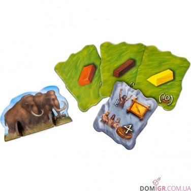 Stone Age: The Mammoth Herd