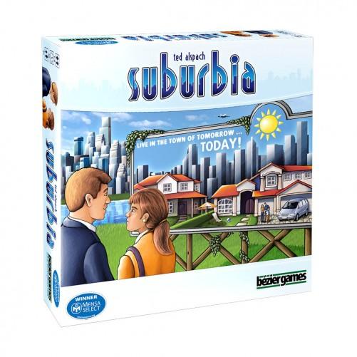 Suburbia (Англ)