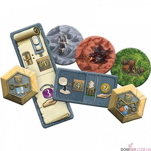 Terra Mystica: Mini Expansion 1