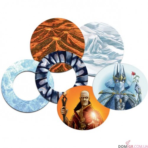 Terra Mystica: Feuer & Eis, Fire & Ice