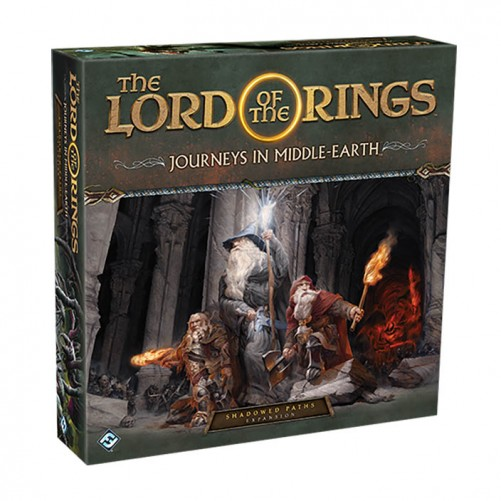 The Lord of the Rings: Journeys in Middle-earth – Shadowed Paths Expansion
