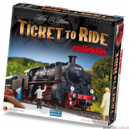 Ticket to Ride: Marklin
