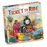 Ticket to Ride: India & Switzerland