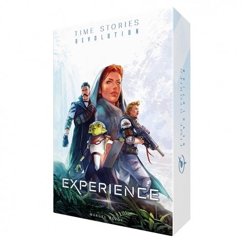 TIME Stories Revolution: Experience