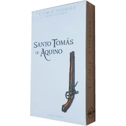 T.I.M.E Stories Prequel to Exp #7: Santo Tomas de Aquino