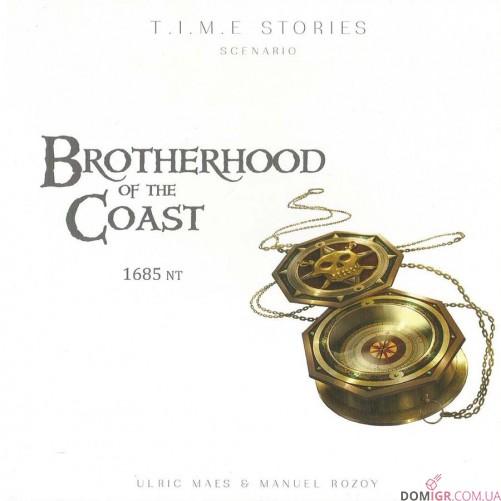 T.I.M.E Stories: Brotherhood of the Coast #7