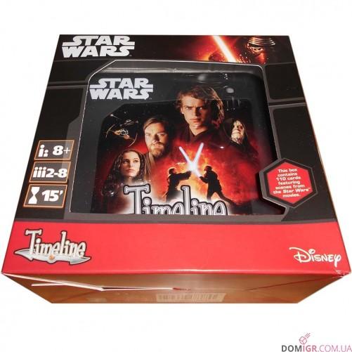 Timeline Star Wars Episode 1 to 3