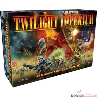 Twilight Imperium: 4th Edition