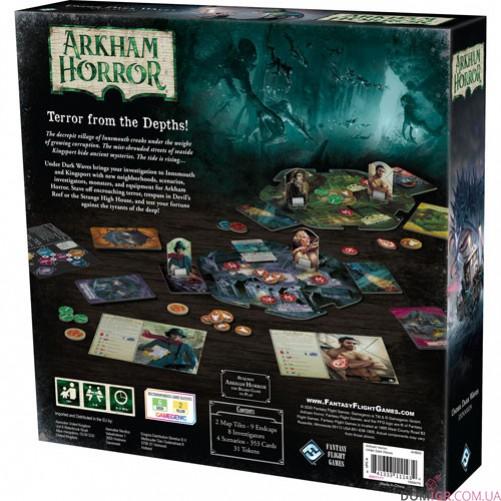 Arkham Horror: Third Edition – Under Dark Waves