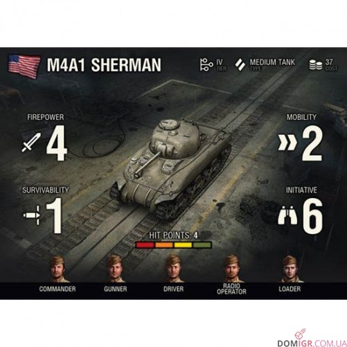 World of Tanks Miniatures Game