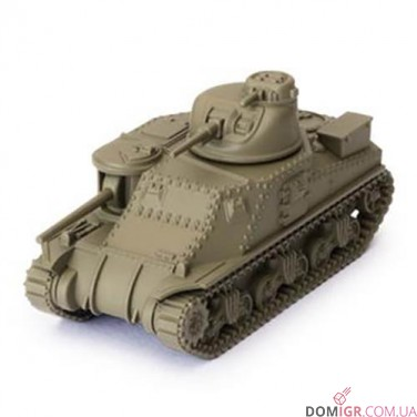 World of Tanks Miniatures Game - M3 Lee Expansion