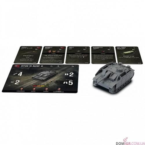 World of Tanks Miniatures Game - Stug III Ausf. G Expansion