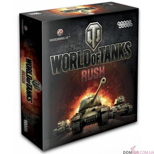 World of Tanks Rush (2-я ред.)