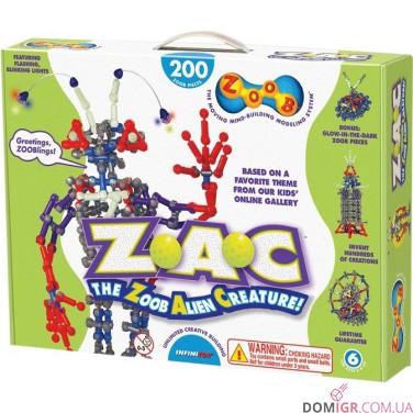 Конструктор ZOOB Z.A.C.