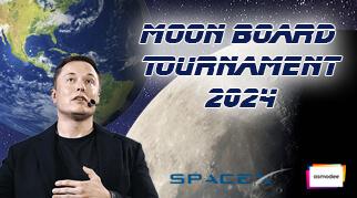 Перший настільний турнір на Місяці пройде в 2024 р.