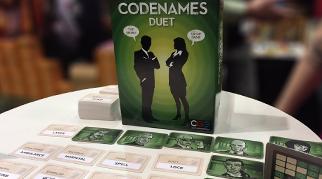 Издательство CGE разрабатывает дуэтную версию игры Codenames