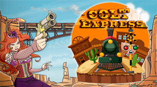 Открыта регистрация на турнир по игре Colt Express